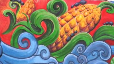 Ncalli mural – Large