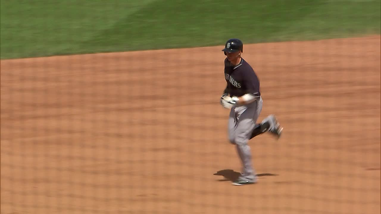Justin Smoak Two-Run Home Run
