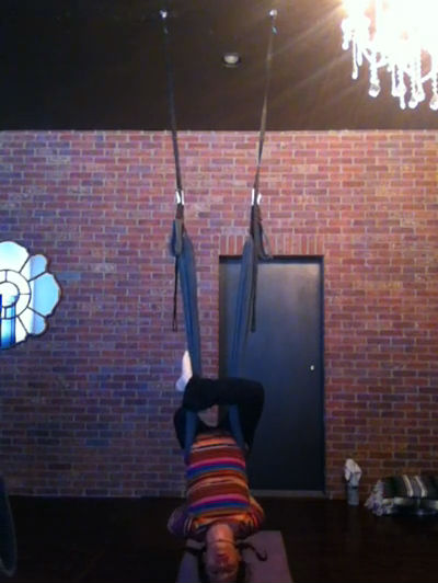 fly gym practice hips/inversions
