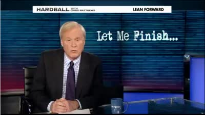 HARDBALL Obama should make the next debate personal