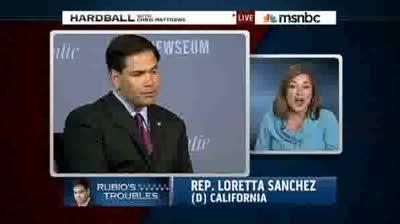 Marco Rubio lied