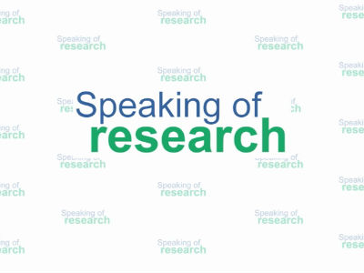 Speaking of Research – 5th Anniversary