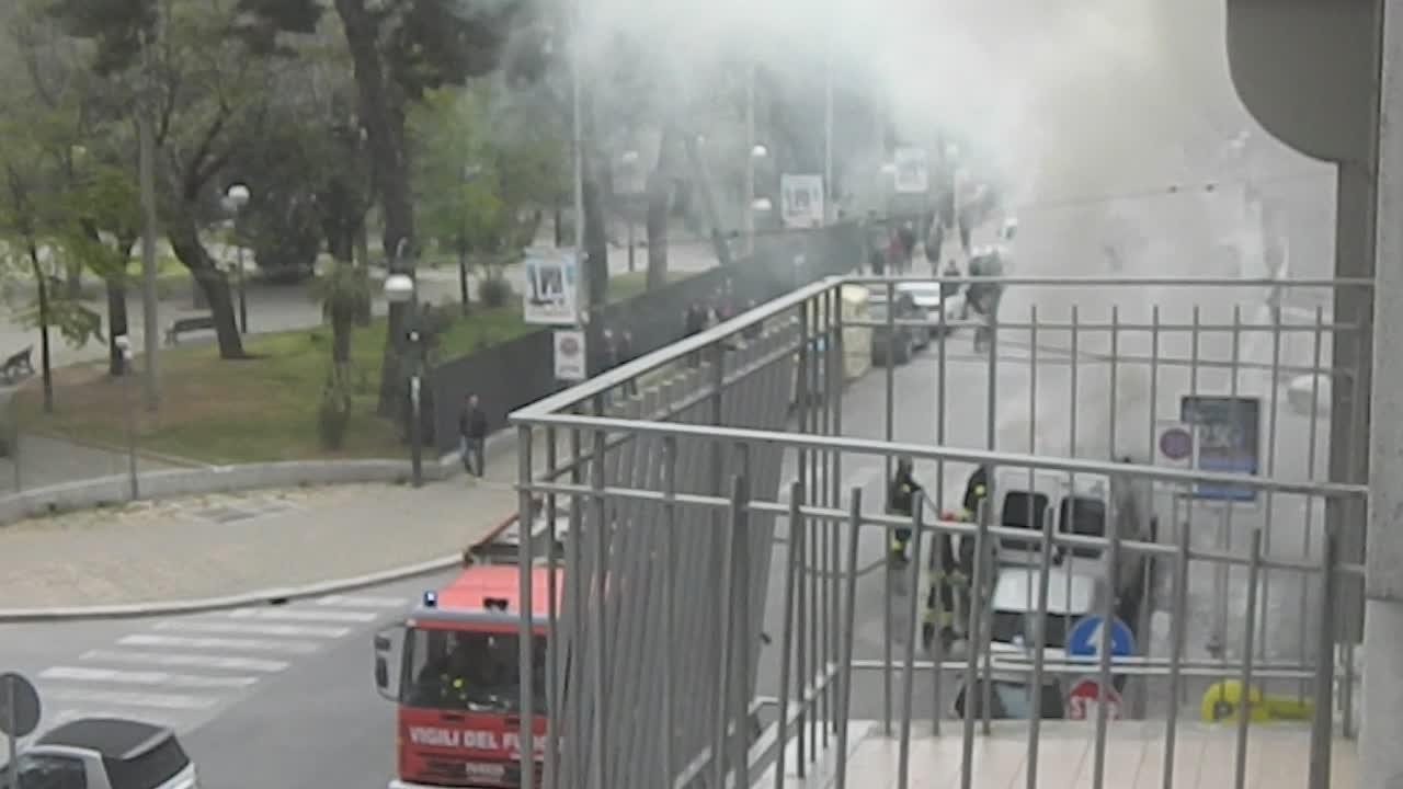Car bomb in Bari