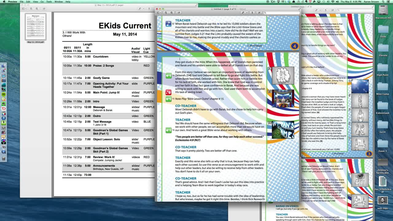 KidminGeek Make PDF
