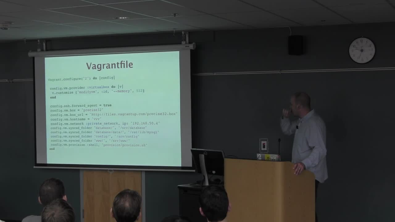 Jeremy Felt: Hi WordPress, Meet Vagrant