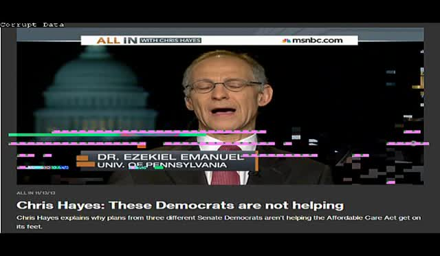 CHRIS HAYES- – THESE DEMOCRATS ARE NOT HELPING