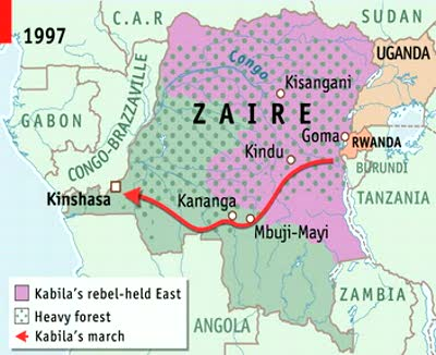 a short history of the Congo