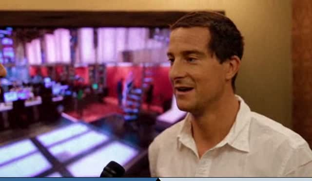 Louis Burgdorf Interviews Bear Grylls