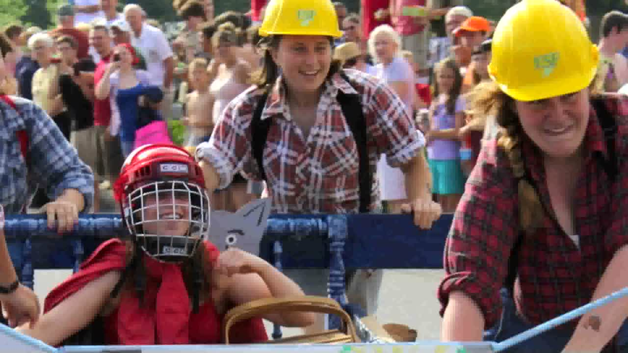 Long Lake Bed Races Thru the Years