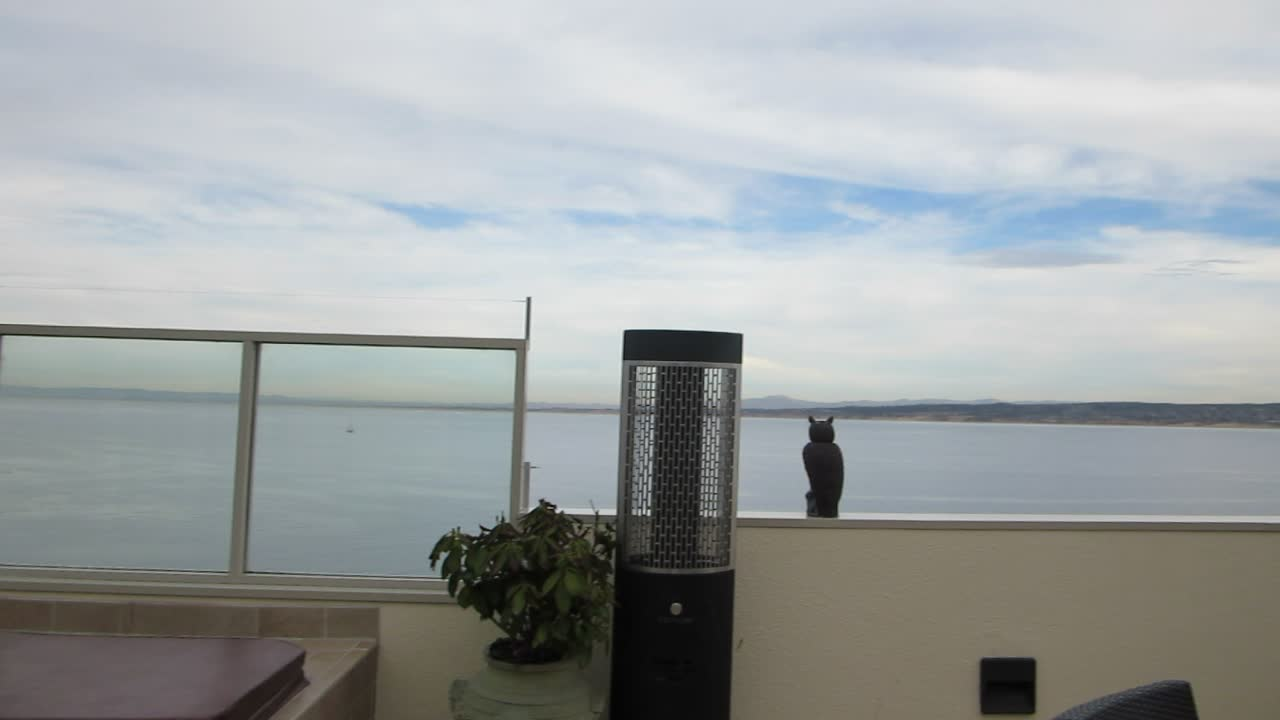 Presidential Balcony: Monterey Plaza