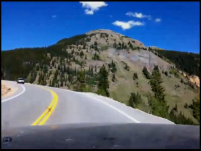 Driving Colorado's Million Dollar Highway