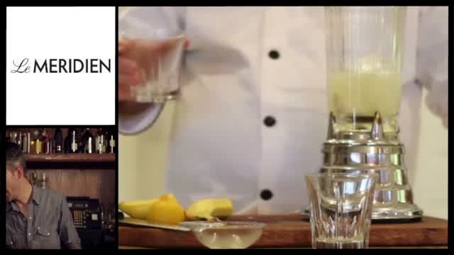 How to make a non-alcoholic Daiquiris