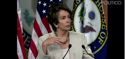 NANCY PELOSI – OBAMACARE