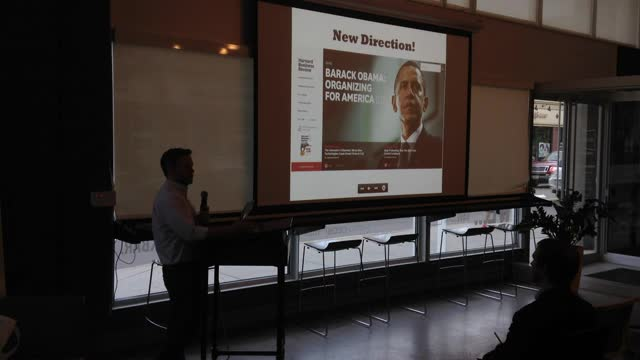 Kevin Newman: Harvard Business Review and WordPress