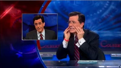 DID STEPHEN COLBERT WIN THE LOTTERY