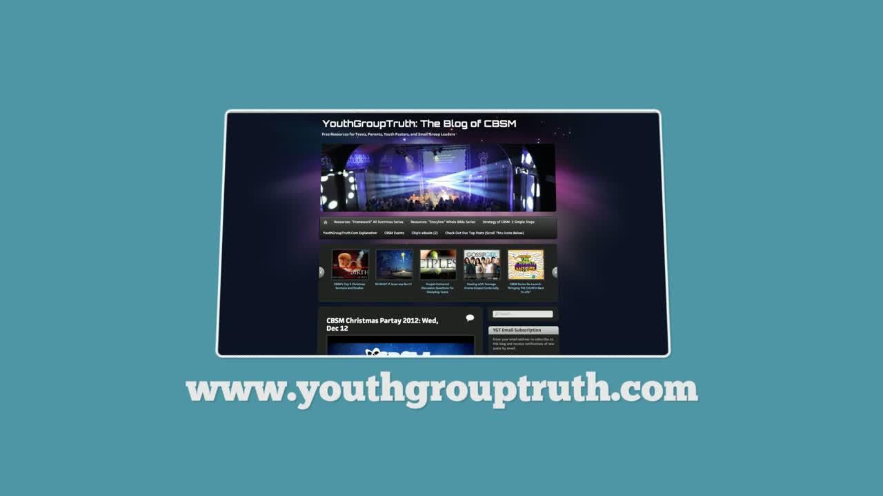 CBSM Info Video
