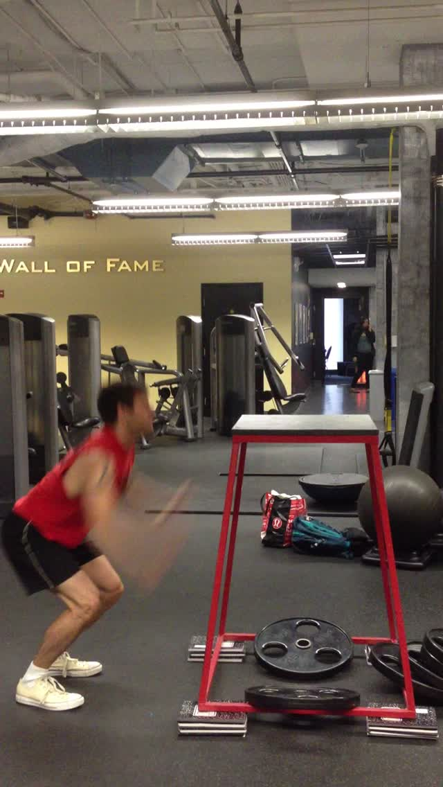 Box Jumps 5 NB
