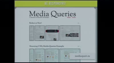 Sara Cannon: Responsive Web Design