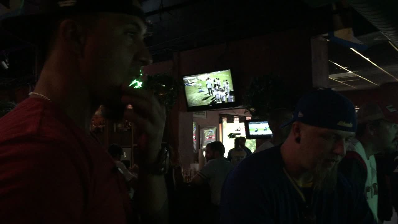 Golden Tee with Kyle Lohse
