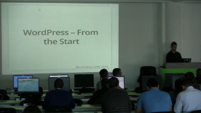 Stanko Metodiev: WordPress – From the Start