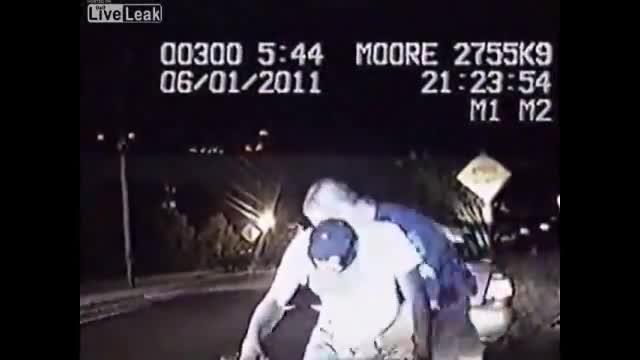 Cop Grabbing Man's Genitals (Unedited Version)