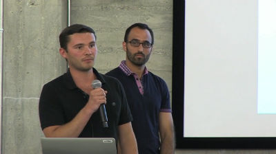 Alex Khadiwala and Nico Vincent: Non-Blocking WordPress