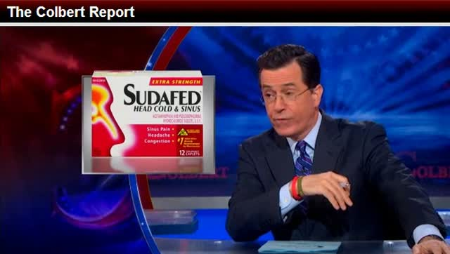 STEPHEN COLBERT – Over-the-Counter Plan B