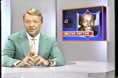 Walte Payton vs. Jim Brown