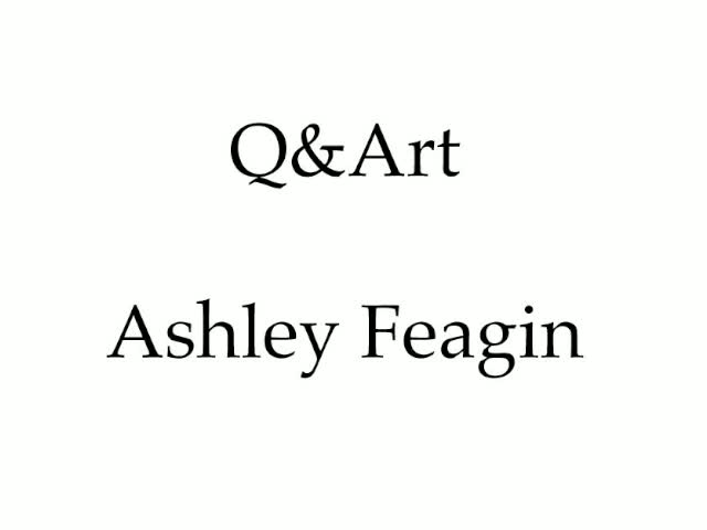 ashley feagin q&art