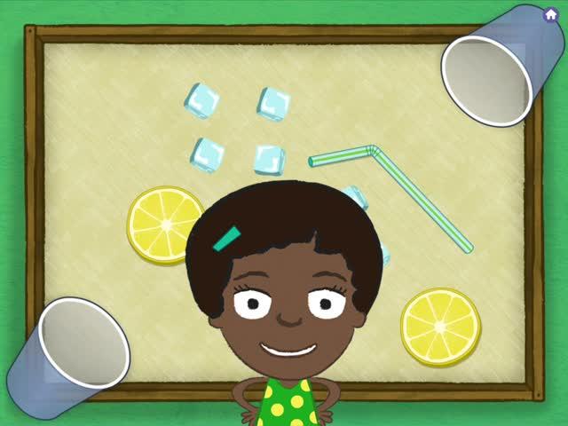 Lemonade Stand App Preview