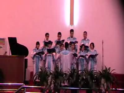Guangzhou Shifu Baptist Church Choir 3