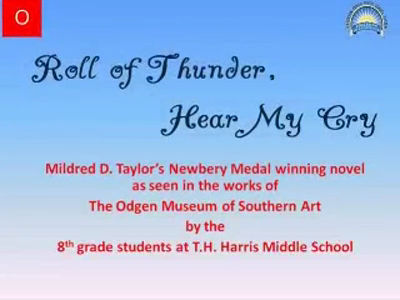 Roll of Thunder, Hear My Cry Video 2
