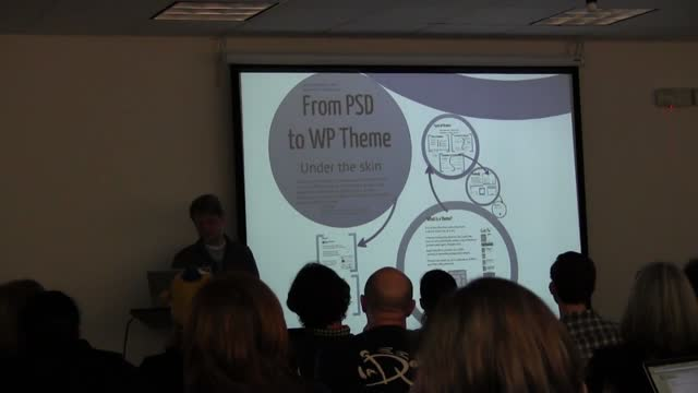 Evan Mullins: From PSD to WordPress Theme: Under the Skin