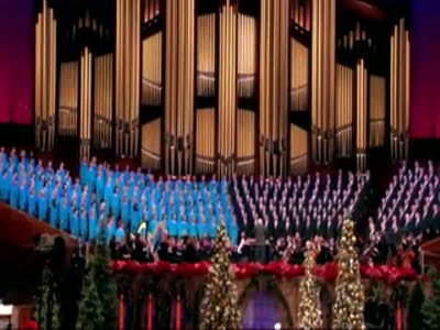 For Unto Us A Child is Born – Mormon Tabernacle Choir
