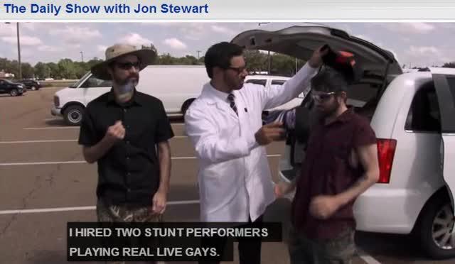 LAST GAY STANDING