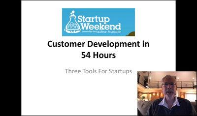 Startup Weekend Part 2
