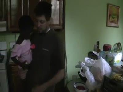 Haiti – USA Med Student Adopts Orphan