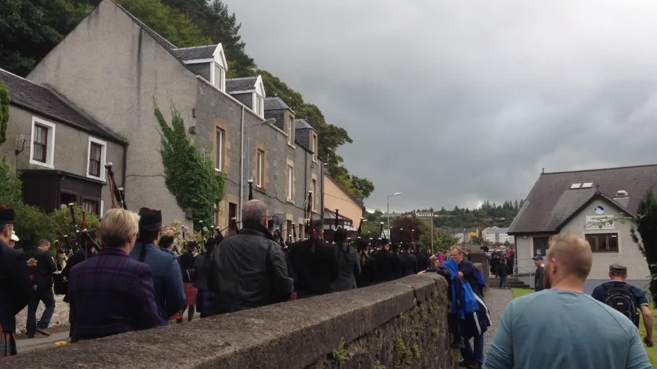 Argyllshire Gathering 2014 Oban, Scotland