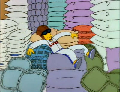 """Krusty Gets Kancelled""- Pillow Factory"