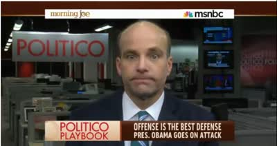 MORNING JOE – MIKE ALLEN ON MITT ROMNEY AND THE DEBATE FAILURE