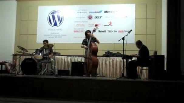 Jazz @ WordCampID