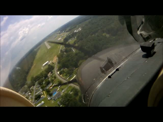 18 August 2011 flight