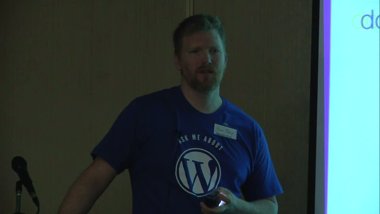 Brandon Dove: Child Themes vs. Theme Frameworks