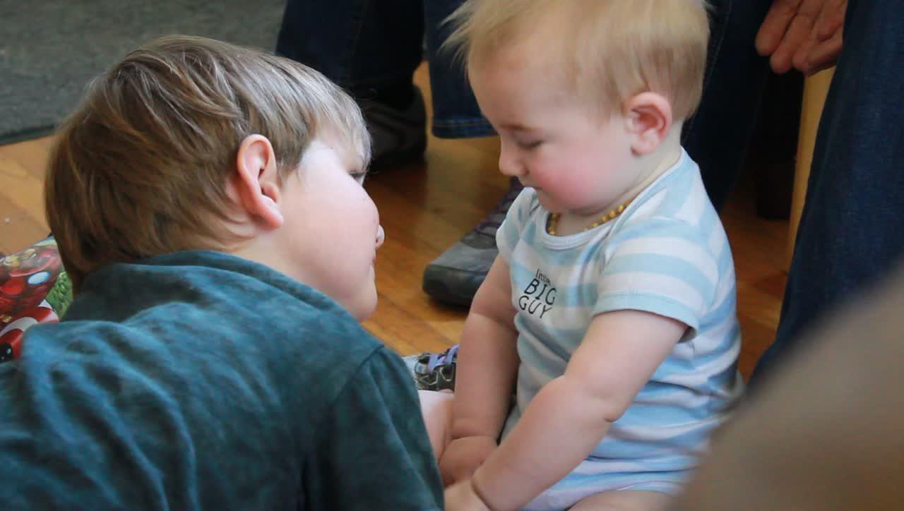 Soren and Nolan