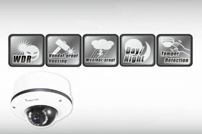 VIVOTEK FD7141 IP Security Camera – Features