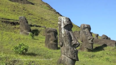Rano Raraku – A Mountain of Moai