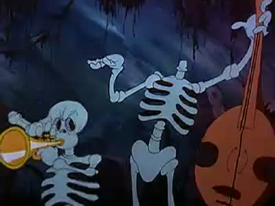 Skeleton Frolic (1937)