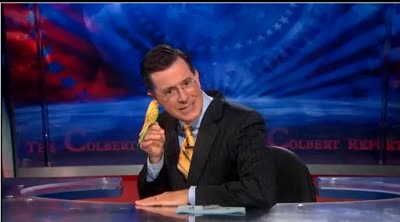 STEPHEN COLBERT'S PERFECT FRIEND