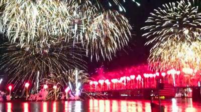 CBSM Fireworks Compilation