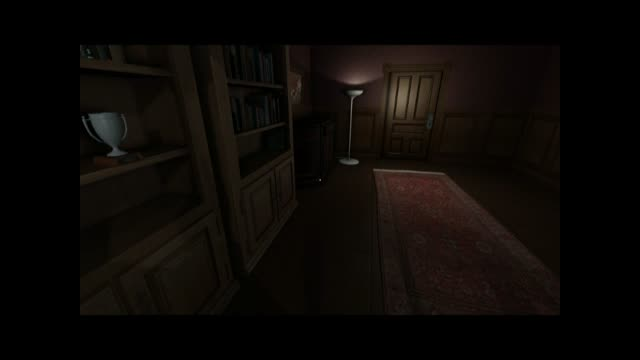 Gone Home Put Back system